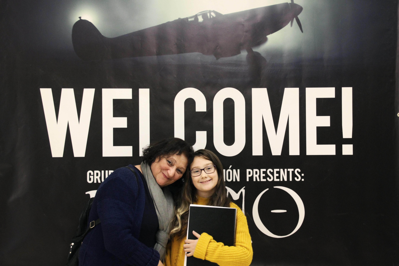 Reunión Familias/elenco de artistas Dromo